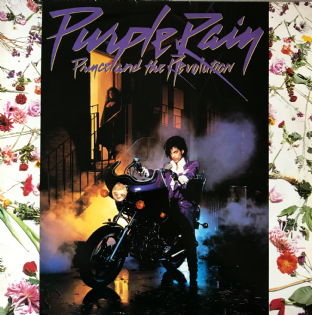 Prince And The Revolution - Purple Rain (LP) (G+/G+)